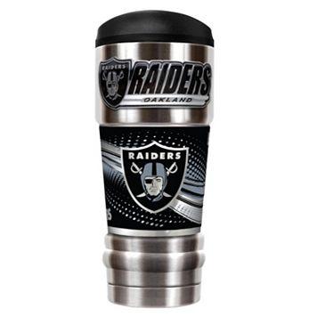 Oakland Raiders MVP 16-Ounce Tumbler