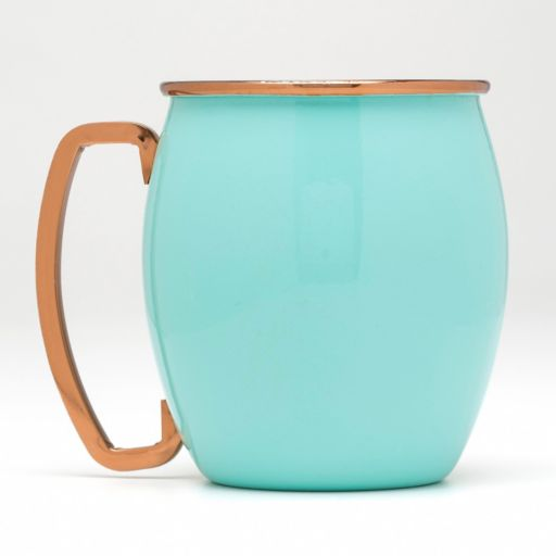 Fiesta 4-pc. Copper Moscow Mule Mug Set
