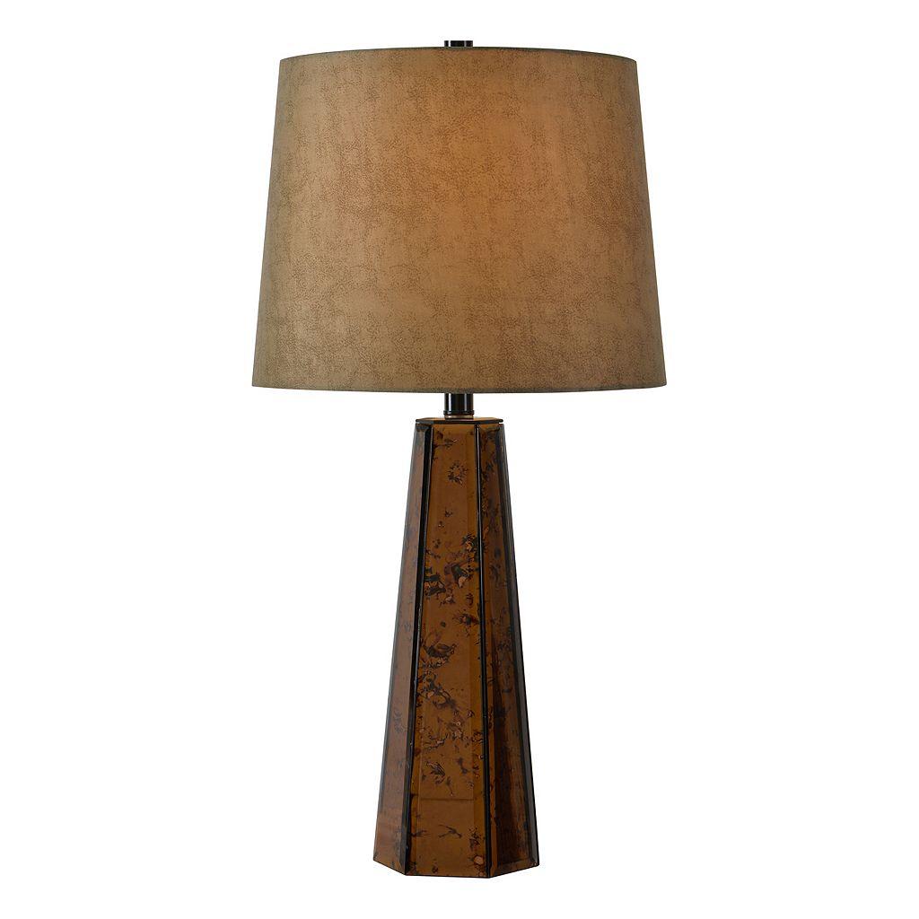 Kenroy Home Reflection Table Lamp