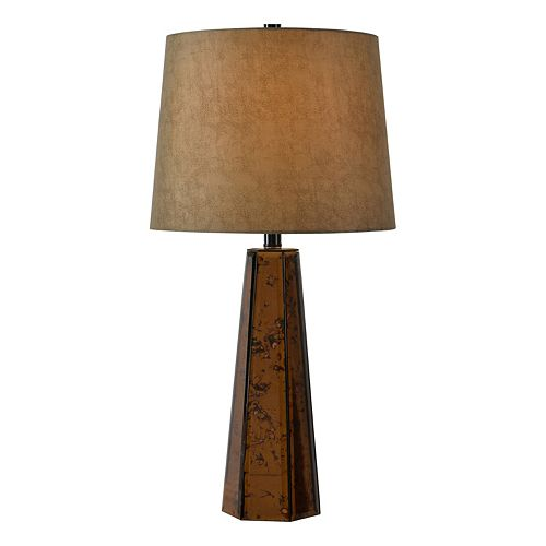 Kenroy Home Reflection Table Lamp