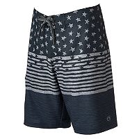 Men's Ocean Current Stretch Board Shorts