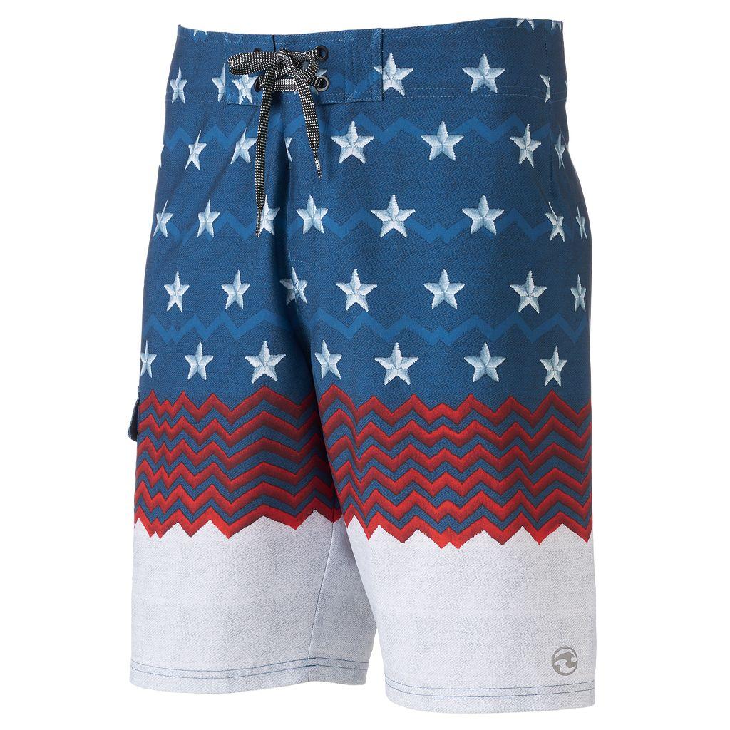 Men's Ocean Current Stretch Board Shorts
