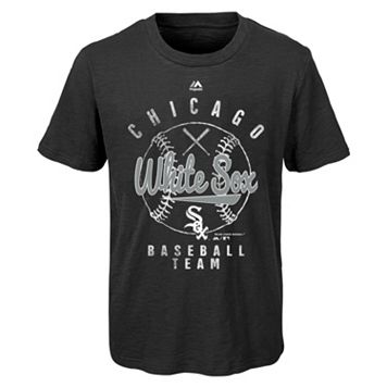 Boys 8-20 Majestic Chicago White Sox 1st Print Tee