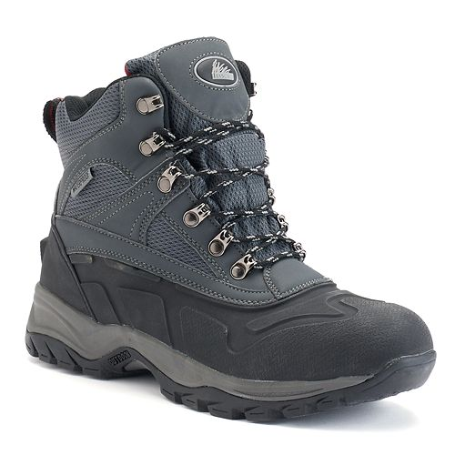 Itasca Snow Shredder Men's Waterproof Winter Boots