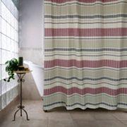 Park B. Smith Bands Stripe Shower Curtain