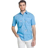 Men's IZOD Surfcaster Classic-Fit Performance Button-Down Shirt