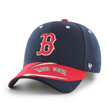 Youth '47 Brand Boston Red Sox Baloo MVP Adjustable Cap