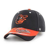 Youth '47 Brand Baltimore Orioles Baloo MVP Adjustable Cap