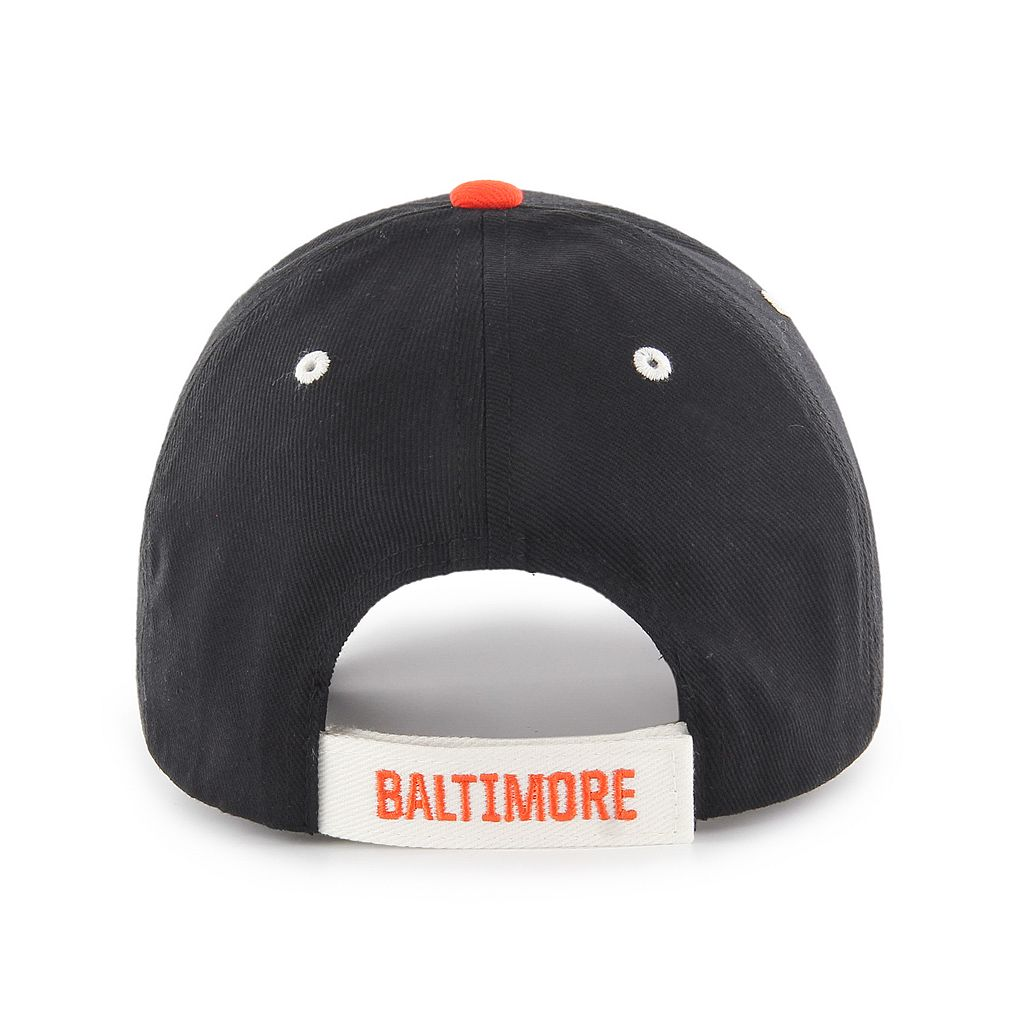 Youth '47 Brand Baltimore Orioles Baloo MVP Adjustable Cap