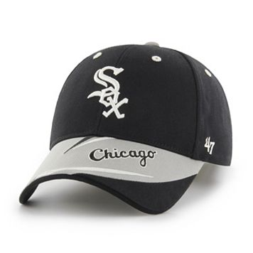 Youth '47 Brand Chicago White Sox Baloo MVP Adjustable Cap