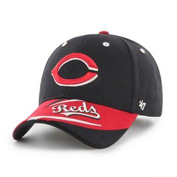 Youth '47 Brand Cincinnati Reds Baloo MVP Adjustable Cap