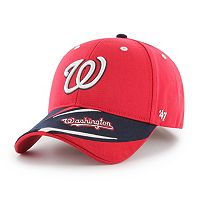 Youth '47 Brand Washington Nationals Baloo MVP Adjustable Cap