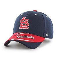Youth '47 Brand St. Louis Cardinals Baloo MVP Adjustable Cap