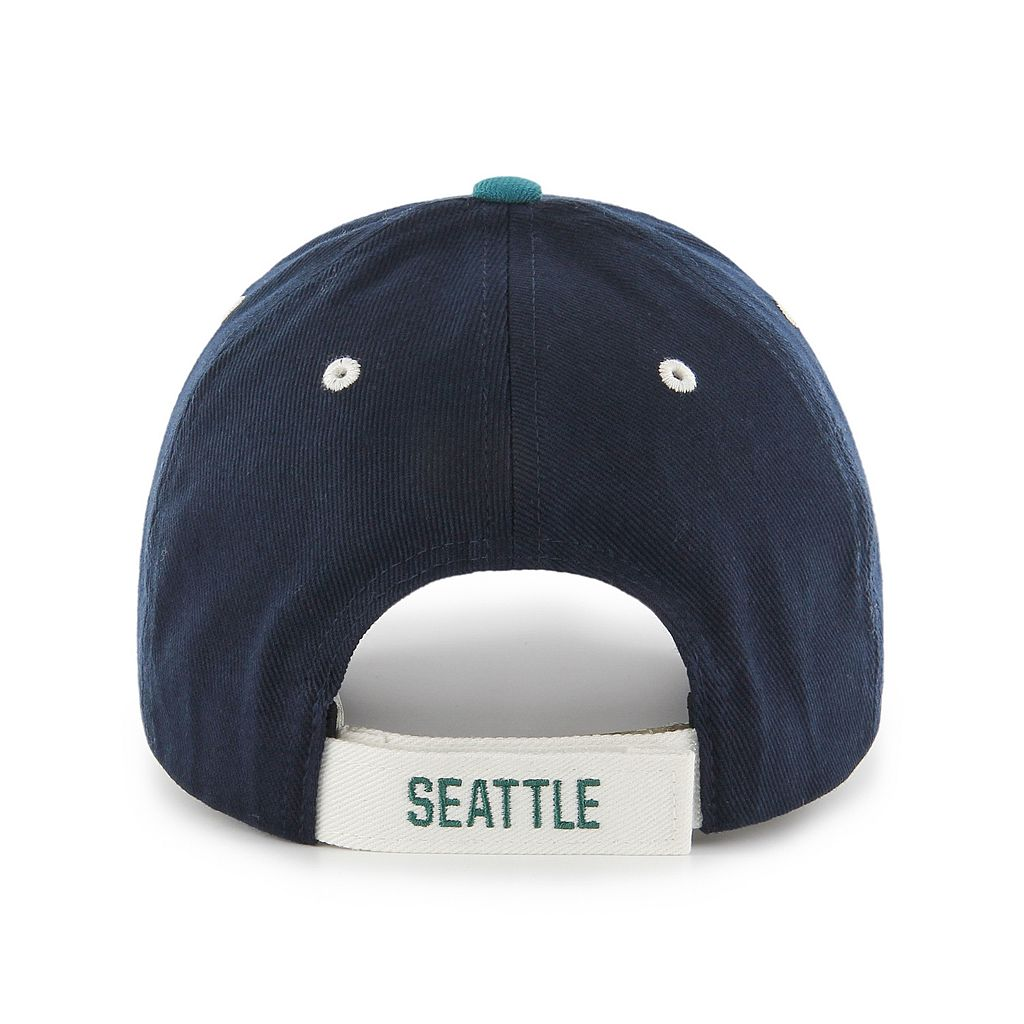 Youth '47 Brand Seattle Mariners Baloo MVP Adjustable Cap