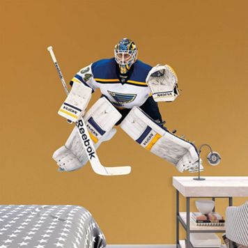 St. Louis Blues Jake Allen Wall Decal by Fathead