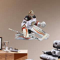 Anaheim Ducks John Gibson Wall Decal by Fathead