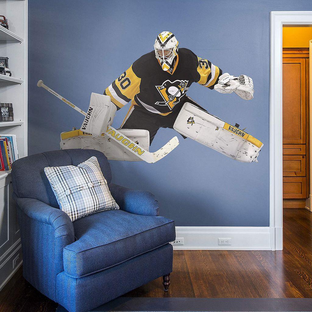 Pittsburgh Penguins Matt Murray Wall Decal by Fathead