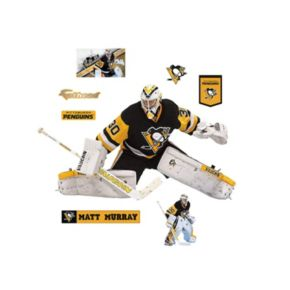 Pittsburgh Penguins Matt Murray Wall Decal by Fathead