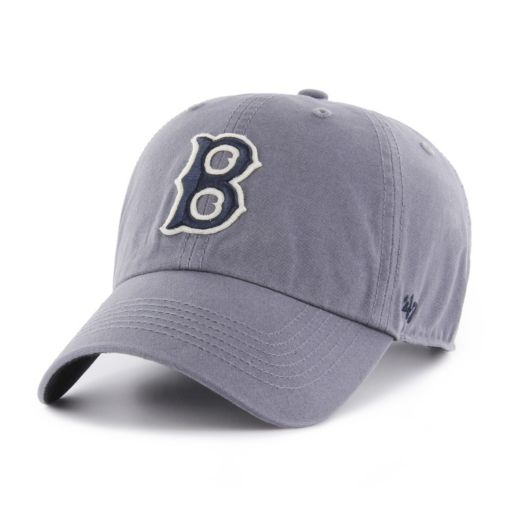 Adult '47 Brand Boston Red Sox Borderland Clean Up Adjustable Cap