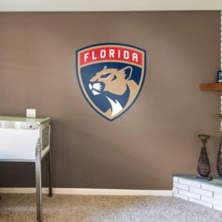 Florida Panthers Logo Wall Decal by Fathead