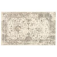 nuLOOM Sultan Darron Persian Vintage Framed Floral Rug