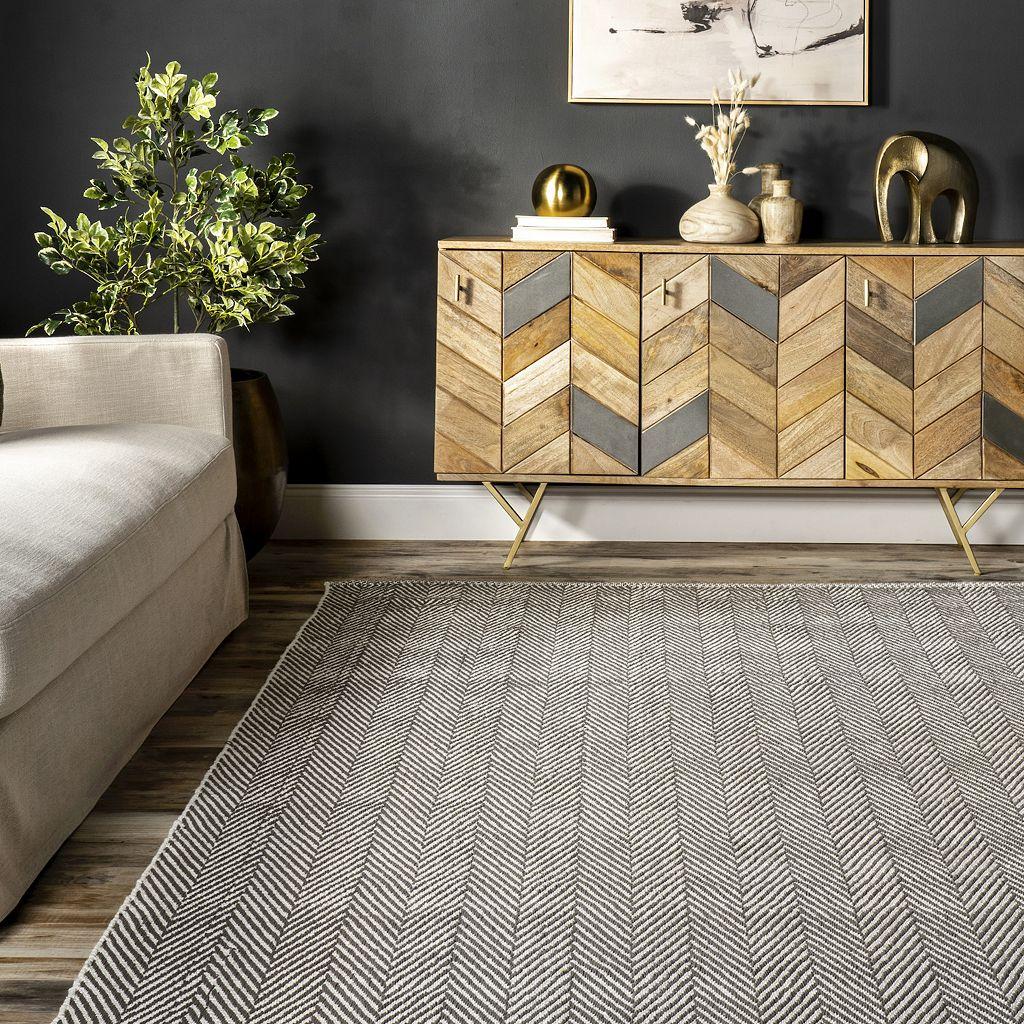 nuLOOM Cottage Kimberly Striped Rug