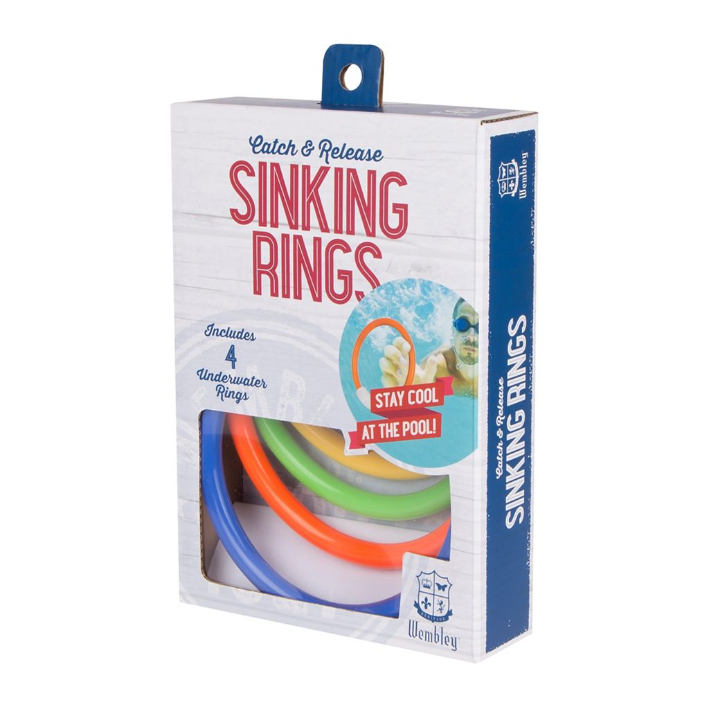 Wembley Sinking Rings