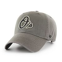Adult '47 Brand Baltimore Orioles Borderland Clean Up Adjustable Cap