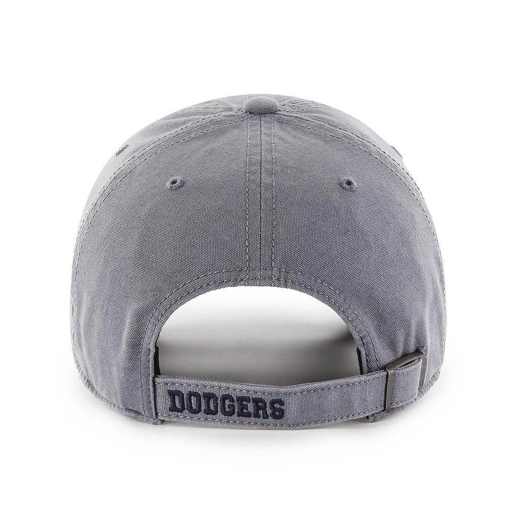 Adult '47 Brand Los Angeles Dodgers Borderland Clean Up Adjustable Cap