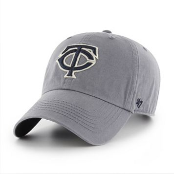 Adult '47 Brand Minnesota Twins Borderland Clean Up Adjustable Cap