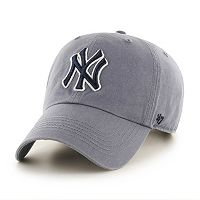 Adult '47 Brand New York Yankees Borderland Clean Up Adjustable Cap