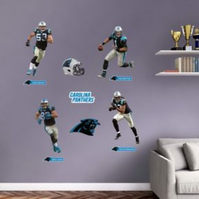 Carolina Panthers Power Pack Wall Decals by Fathead