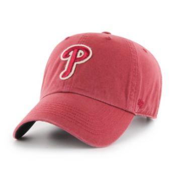 Adult '47 Brand Philadelphia Phillies Borderland Clean Up Adjustable Cap