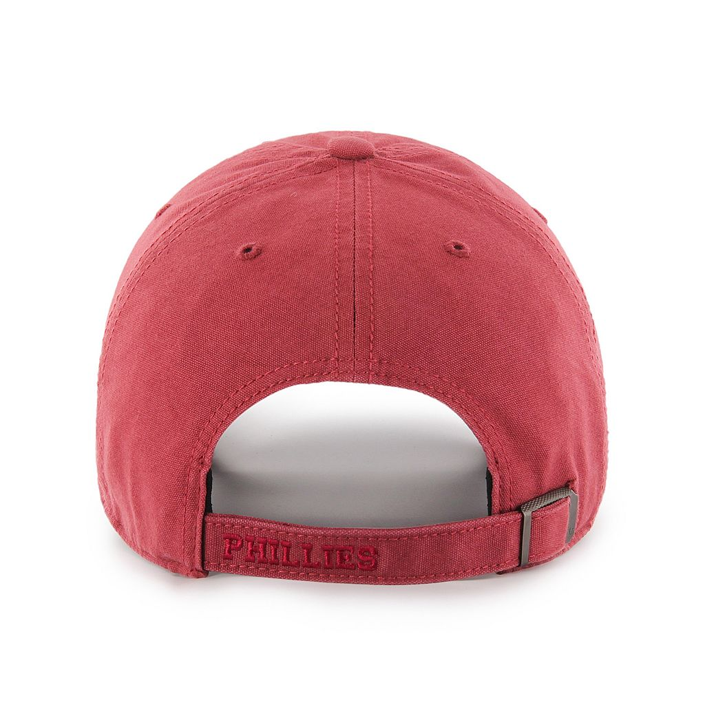 Adult '47 Brand Philadelphia Phillies Borderland Clean Up Adjustable Cap
