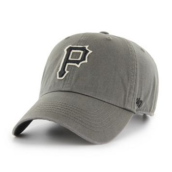 Adult '47 Brand Pittsburgh Pirates Borderland Clean Up Adjustable Cap