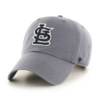 Adult '47 Brand St. Louis Cardinals Borderland Clean Up Adjustable Cap