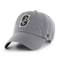 Adult '47 Brand Seattle Mariners Borderland Clean Up Adjustable Cap