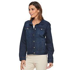 Womens Denim Jackets Coats & Jackets - Outerwear, Clothing | Kohl's