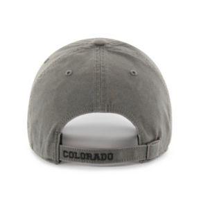 Adult '47 Brand Colorado Rockies Borderland Clean Up Adjustable Cap