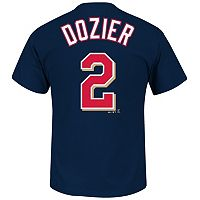 Men's Majestic Minnesota Twins Brian Dozier Tee
