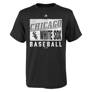 Boys 8-20 Majestic Chicago White Sox Out of the Box Tee