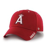 Adult '47 Brand Los Angeles Angels of Anaheim Frost Adjustable Cap