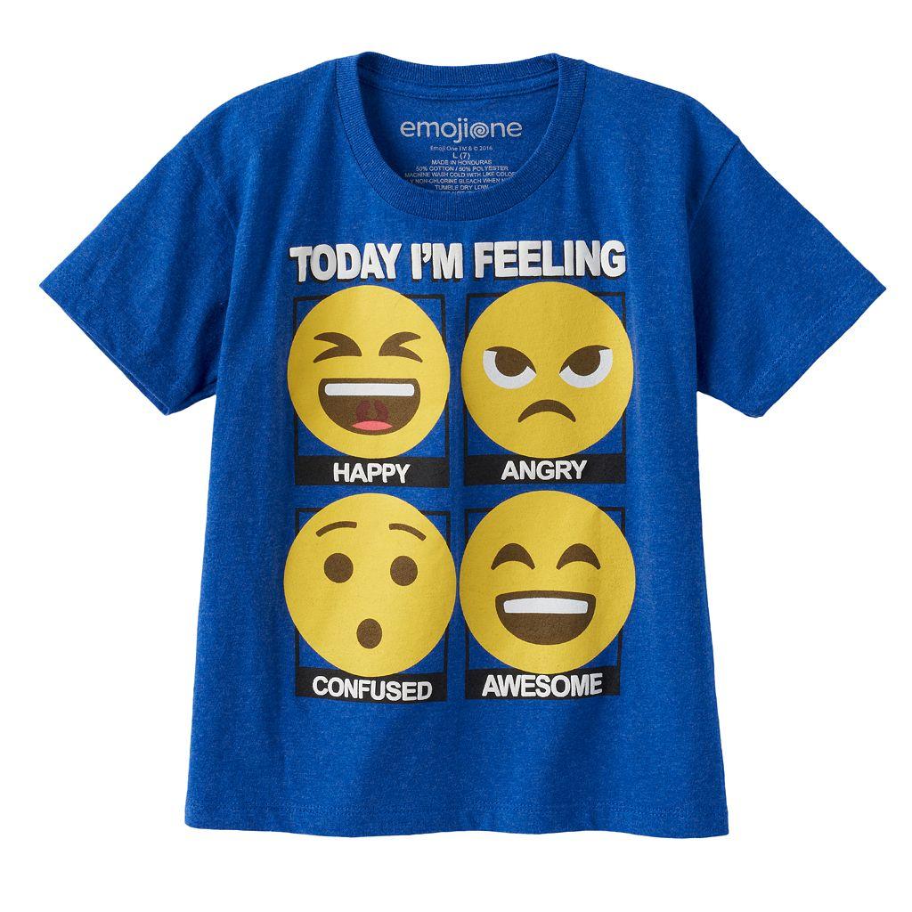 Boys 4-7 Emoji
