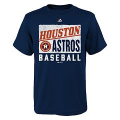 Boys 8-20 Majestic Houston Astros Out of the Box Tee