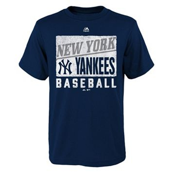 Boys 8-20 Majestic New York Yankees Out of the Box Tee