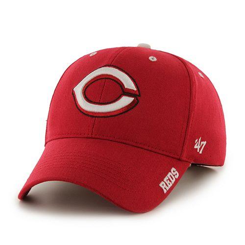 Adult '47 Brand Cincinnati Reds Frost Adjustable Cap