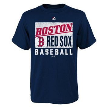 Boys 8-20 Majestic Boston Red Sox Out of the Box Tee