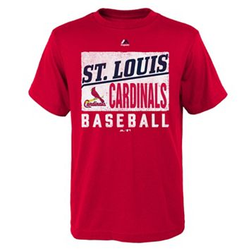 Boys 8-20 Majestic St. Louis Cardinals Out of the Box Tee