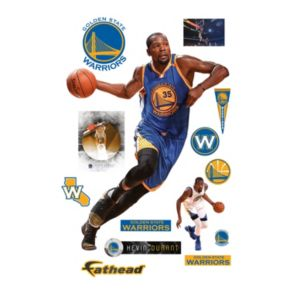 Golden State Warriors Kevin Durant Wall Decal by Fathead
