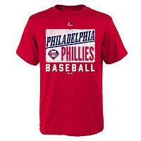 Boys 8-20 Majestic Philadelphia Phillies Out of the Box Tee